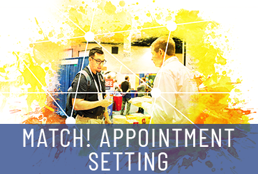The NGA Show MATCH! Appointment Setting