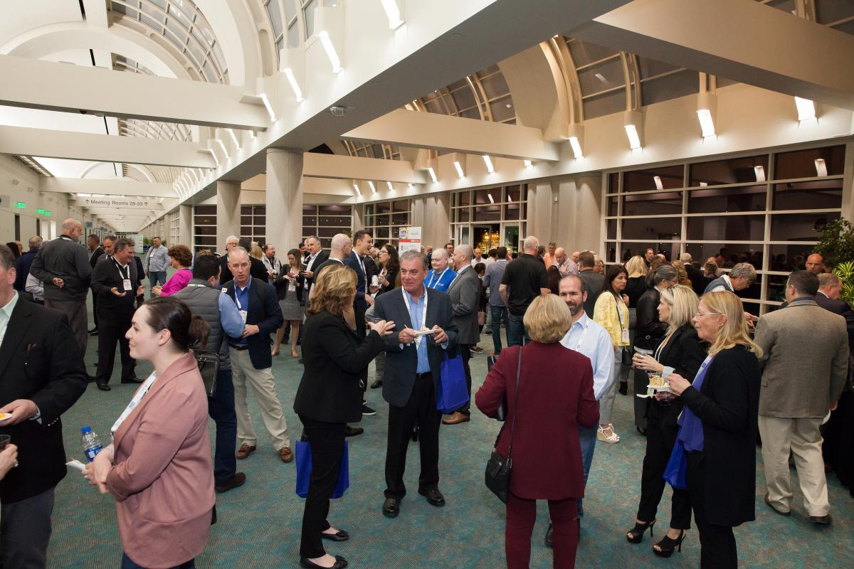 The NGA Show Opening Reception