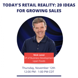 Today's Retail Reality: 20 Ideas for Growing Sales
